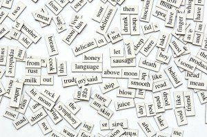 Write Poetry with Twitter Magnets