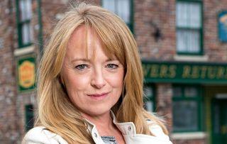 Jenny Bradley in Coronation Street, played by Sally Ann Matthews