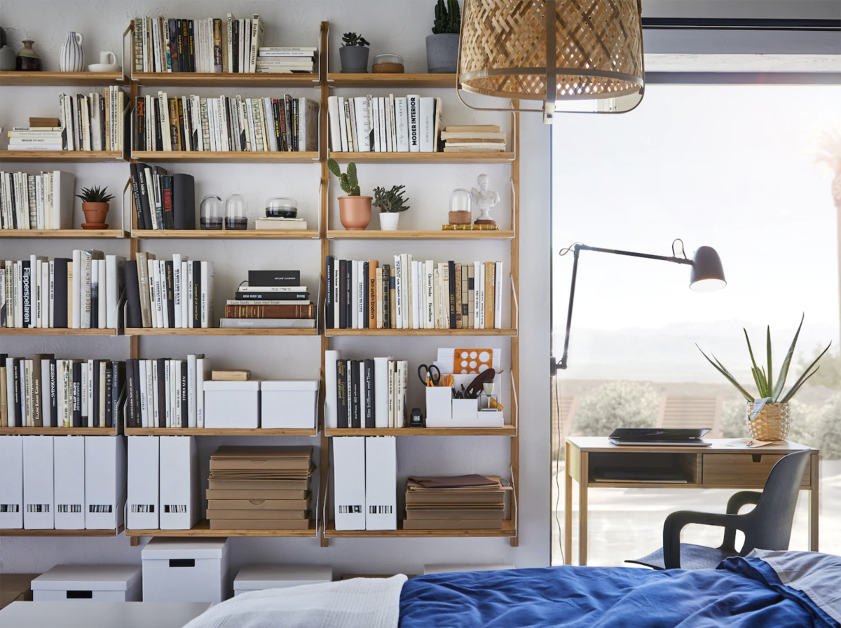 17 Book Storage Ideas Creative Ways To Organise Your Fave Reads Real Homes