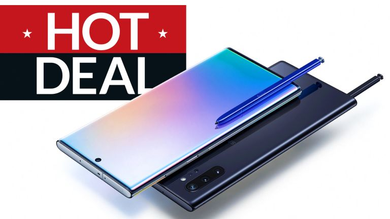 Samsung Galaxy Note 10 Deal Discount