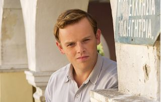 CALLUM WOODHOUSE as Leslie in The Durrells