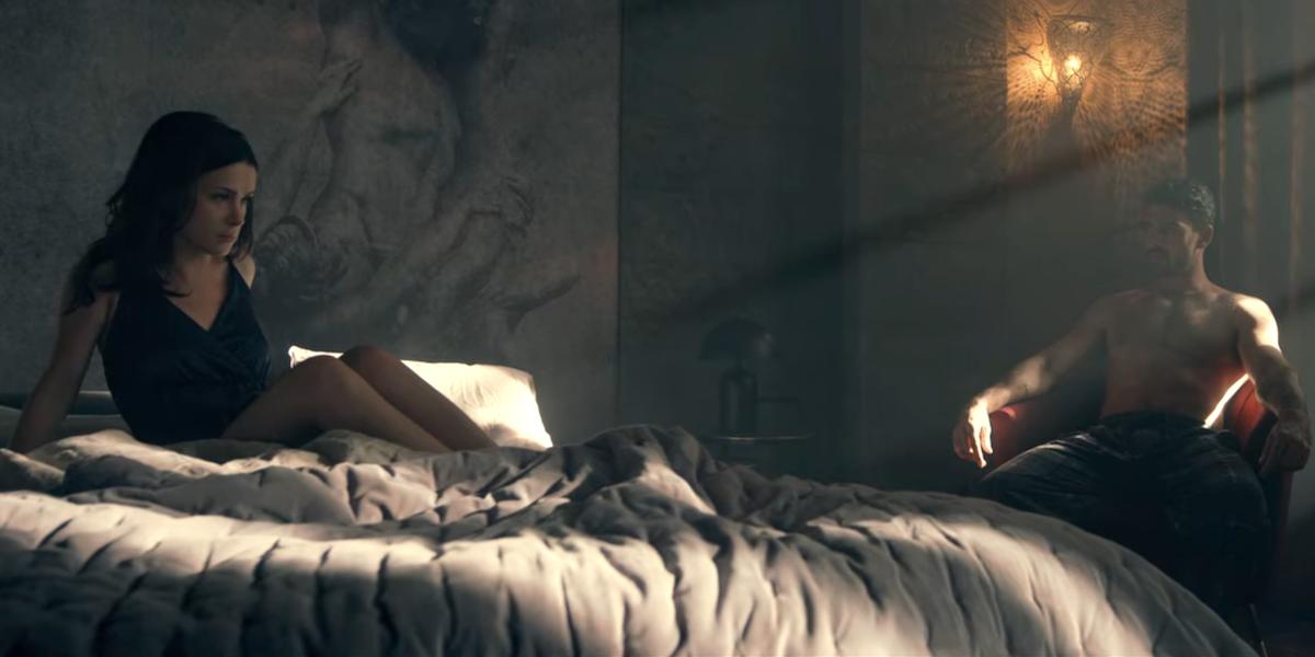 365 days netflix Anna-Maria Sieklucka Michele Morrone bedroom