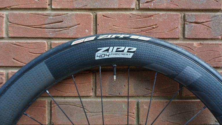 Zipp 404 Firecrest wheels