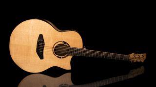 JOI Guitars hemp wood acoustic