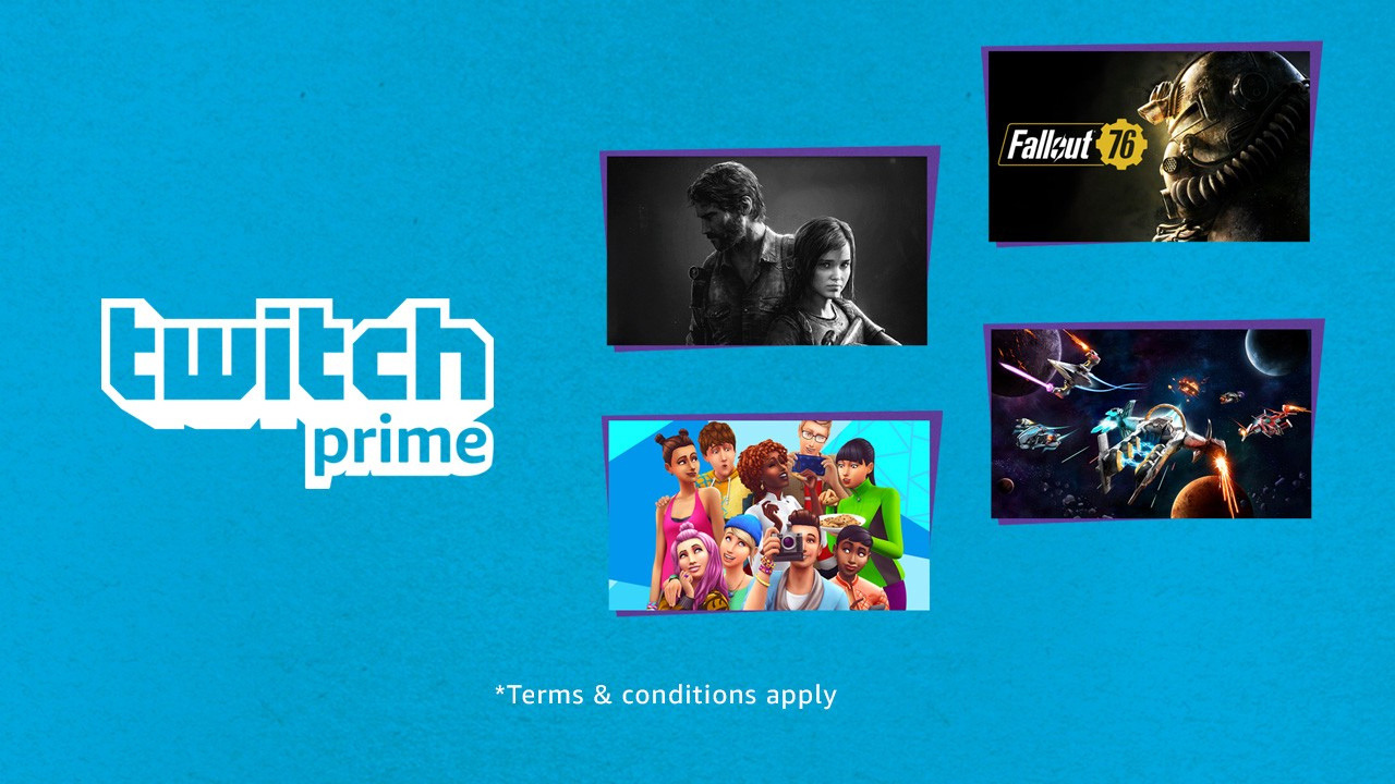 Grab a (mostly) free game from Twitch Prime for PS4, Switch, or PC