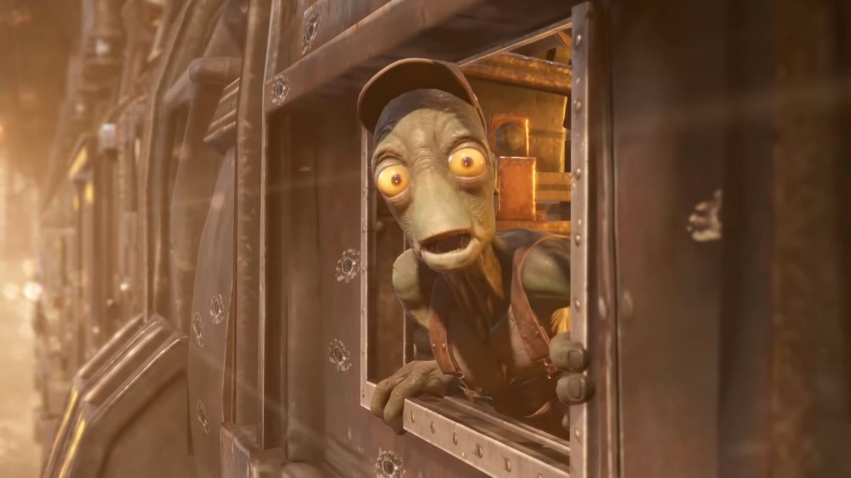 Oddworld: Soulstorm teaser takes us on a wild train ride