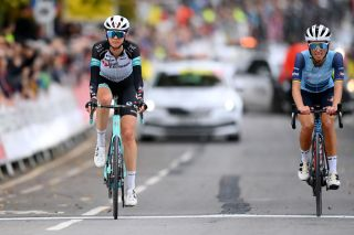 Lucy Kennedy (Team BikeExchange) called out of retirement to race Women's Tour 2021