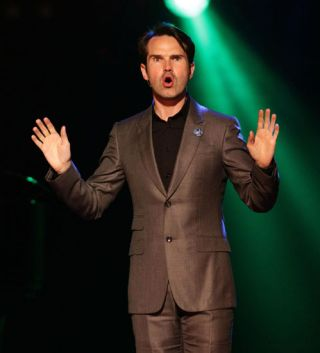 Jimmy Carr finds 8 Out Of 10 Cats... taxing