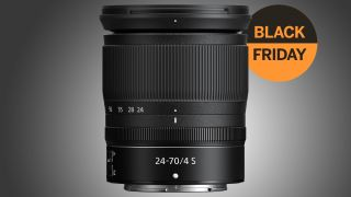 Black Friday continues! Walmart slashes $400 off the Nikkor Z 24-70mm f/4 S!