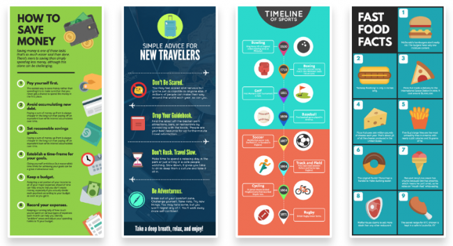 18 incredible tools for creating infographics