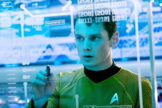 Andrew Yelchin as Chekov