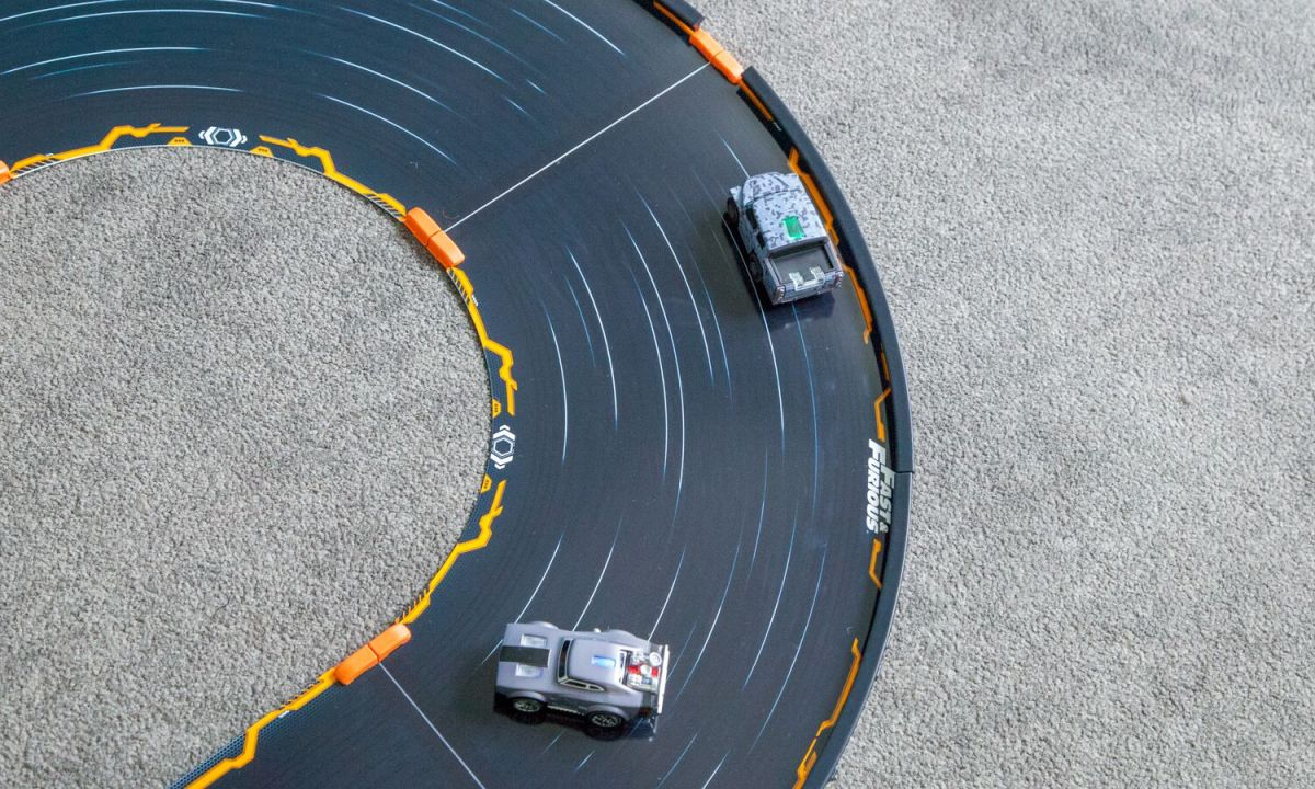 Anki Overdrive Fast & Furious Edition Review: Addictive
