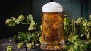 """The private Inspiration4 SpaceX astronauts will carry hops into space that could be used for """"space beer."""""""