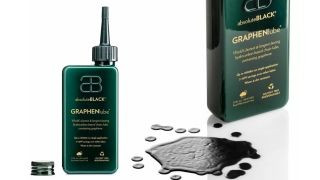 Graphene chain lube