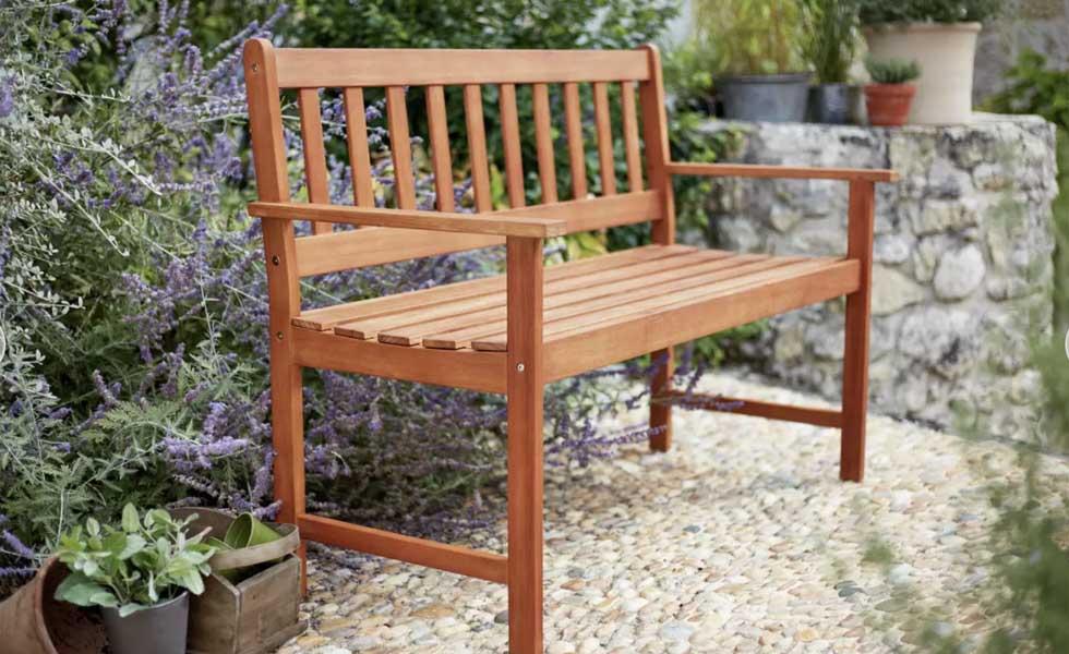 Garden Bench Sale Get This Newbury Garden Bench For Just 40 From Argos Homebuilding