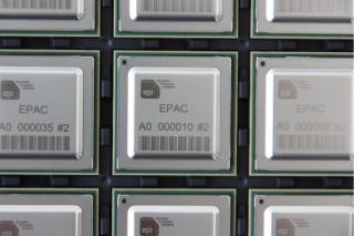 European Processor Initiative EPAC Processor
