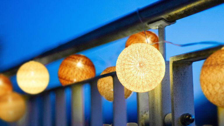 garden lights from Wayfair