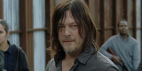 The Walking Dead Daryl AMC Season 7 Finale Scott M. Gimple