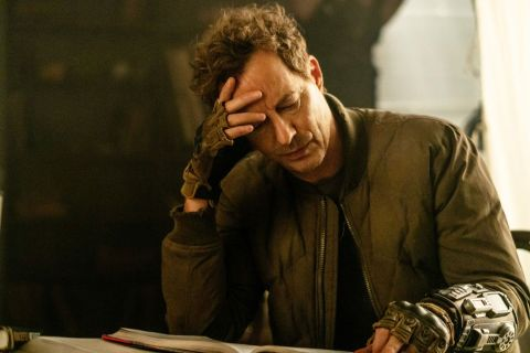 Tom Cavanagh as Harrison Wells in 'The Flash.'