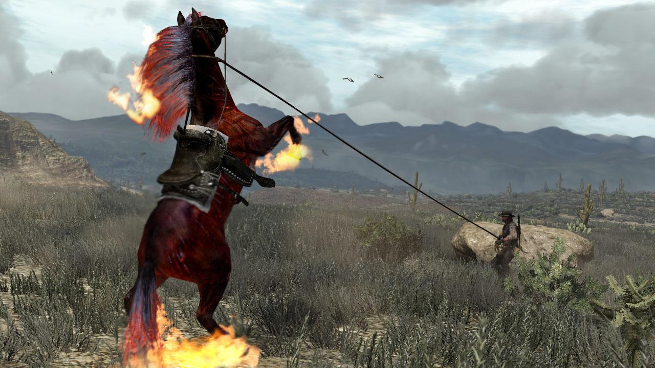 Red Dead Redemption Undead Nightmare Mythical Creatures Guide