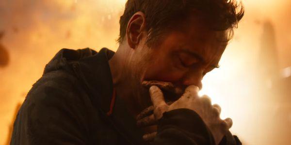 Tony Stark Avengers: Infinity War