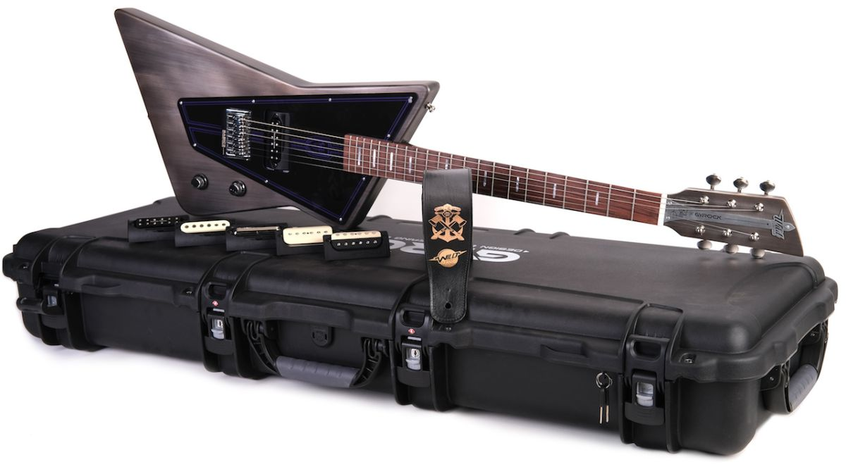 Have mercy! The New Billy F. Gibbons Guitar Has A Wild New Pickup System
