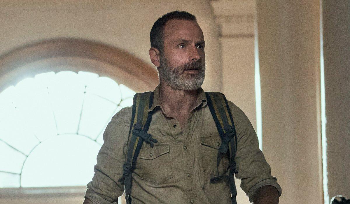 rick grimes the walking dead season 9 premiere