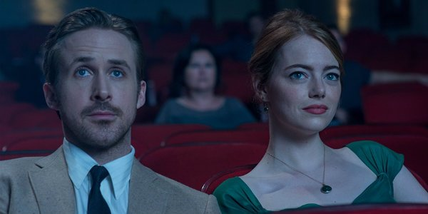 La Lan Land Ryan Gosling Emma Stone
