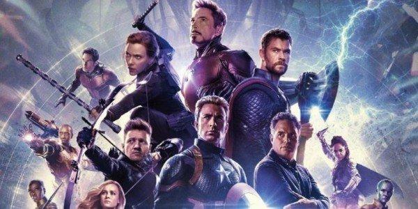 Avengers: Endgame Promotional Material