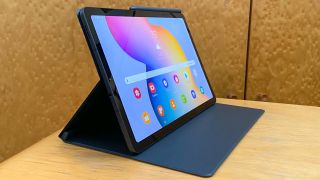 Samsung Galaxy Tab S7 leak — it's got a change that's similar to the above Tab S6 Lite