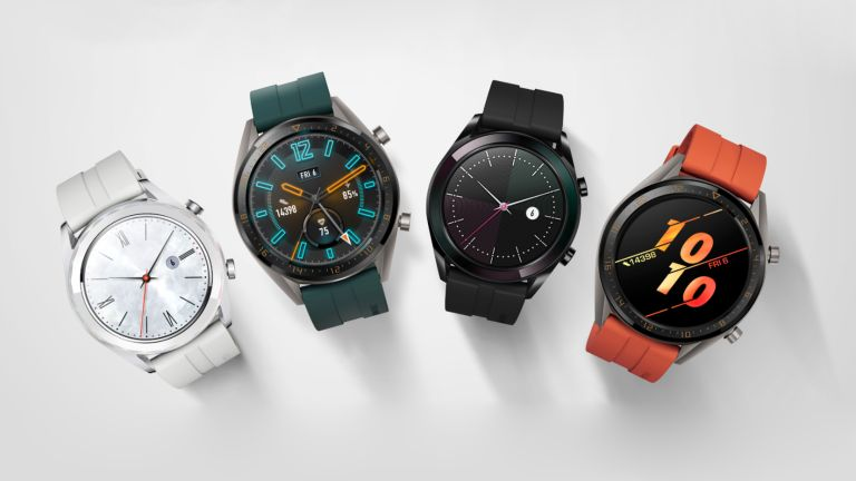This might be Huawei's next smartwatch