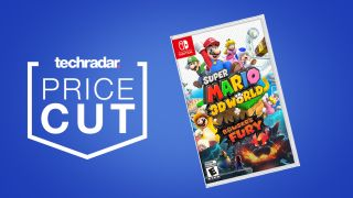 Super Mario 3D World Bowser's Fury Nintendo Switch deals sales price