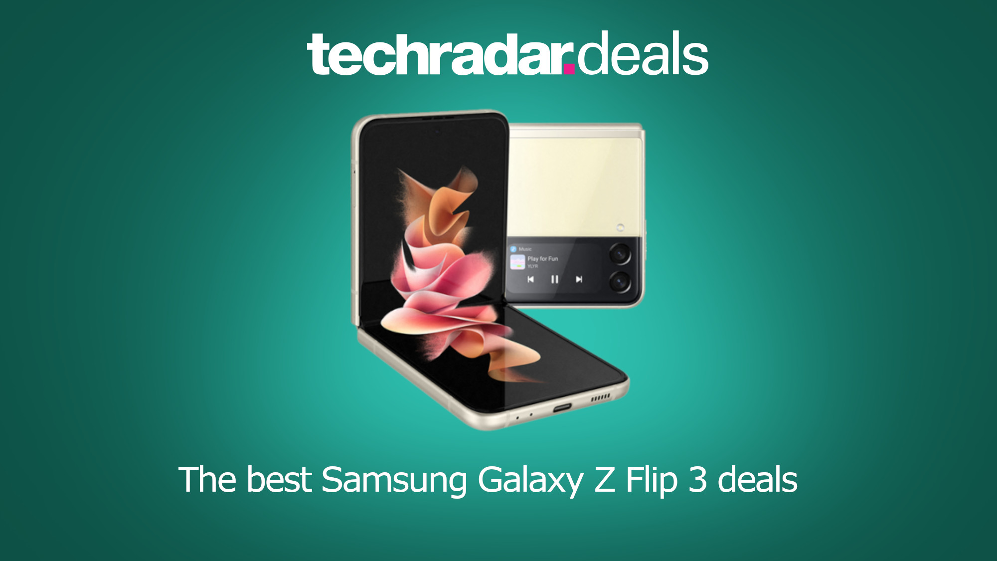 Samsung Galaxy Z Flip 3 deals