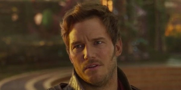 Star-Lord in Guardians 2