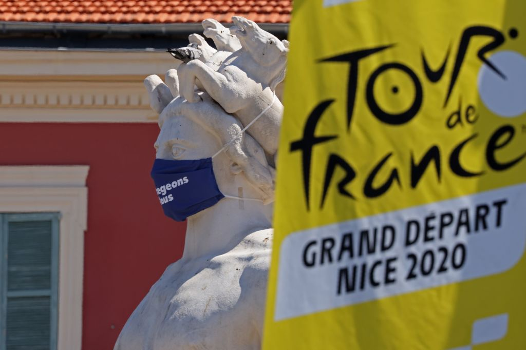 The Tour de France will start in Nice