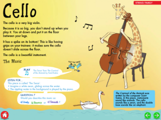Engaging App Showcases Classical Music