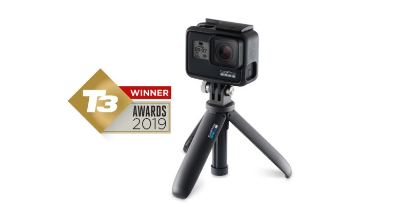 T3 Awards 2019 the GoPro Hero7 Black is our top action camera of the year