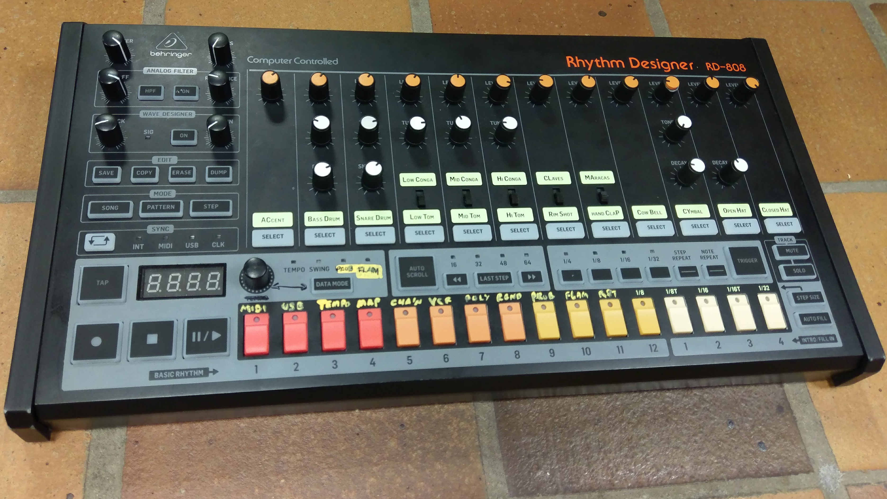 Superbooth 2018: Behringer comes good on drum machine promise with