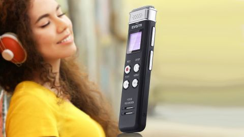 EVISTR Mini Digital Voice Recorder review