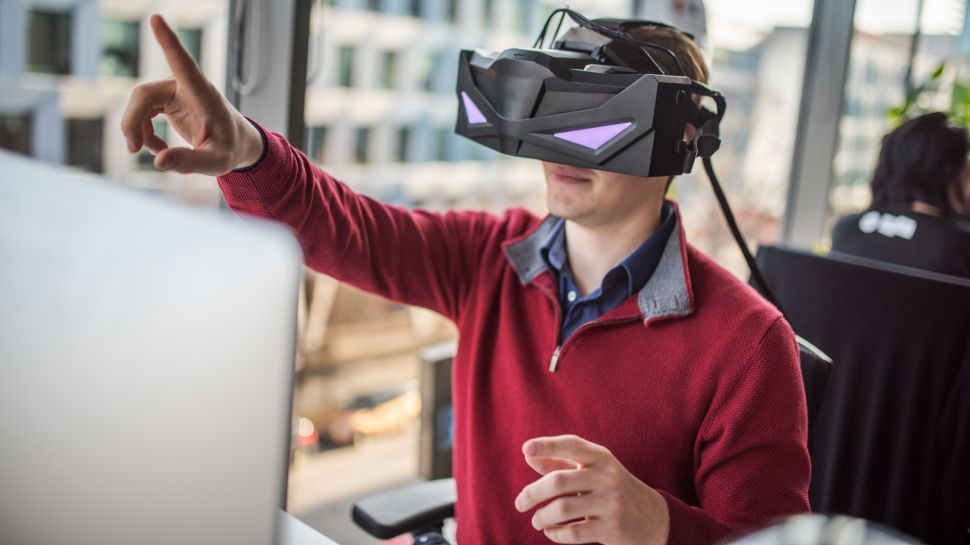 Why you should be studying virtual reality right now
