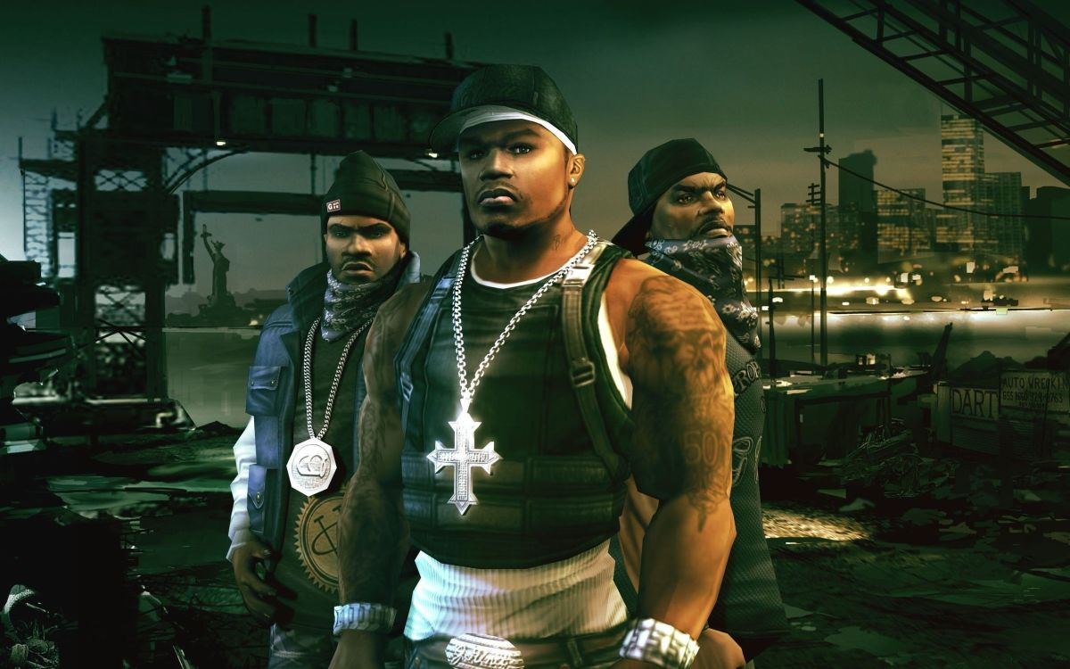 From 50 Cent: Bulletproof to Oxenfree, indie Sean Krankel
