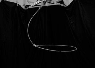 Robo cowboy rope trick
