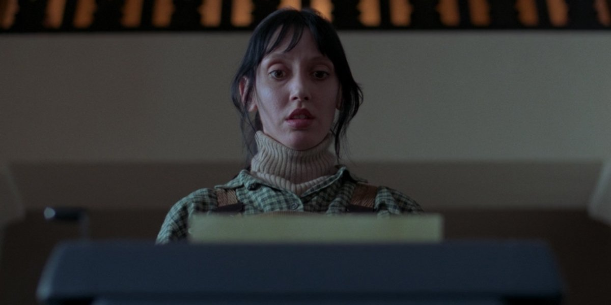 Shelley Duvall as Wendy Torrance in The Shining