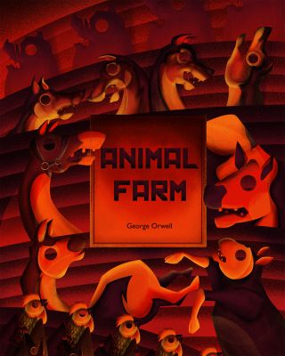 Animal Farm by Frank Coxon