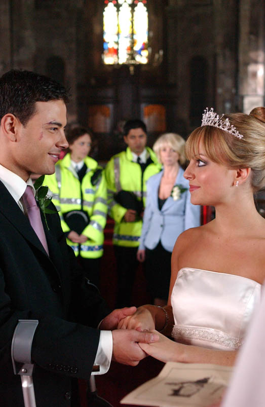 Will David ruin Sarah's wedding?