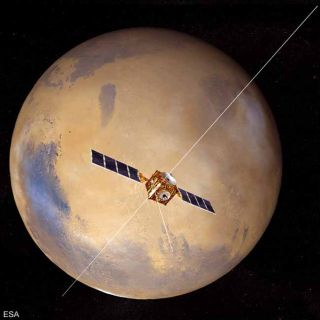 Mars Express Probe Suffers Radar Deployment Snag