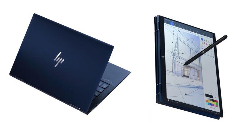HP Elite Dragonfly vs Apple MacBook Air (M1, 2020)
