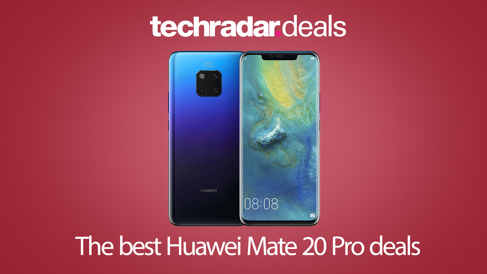 The best Huawei Mate 20 Pro deals in September 2019 | TechRadar