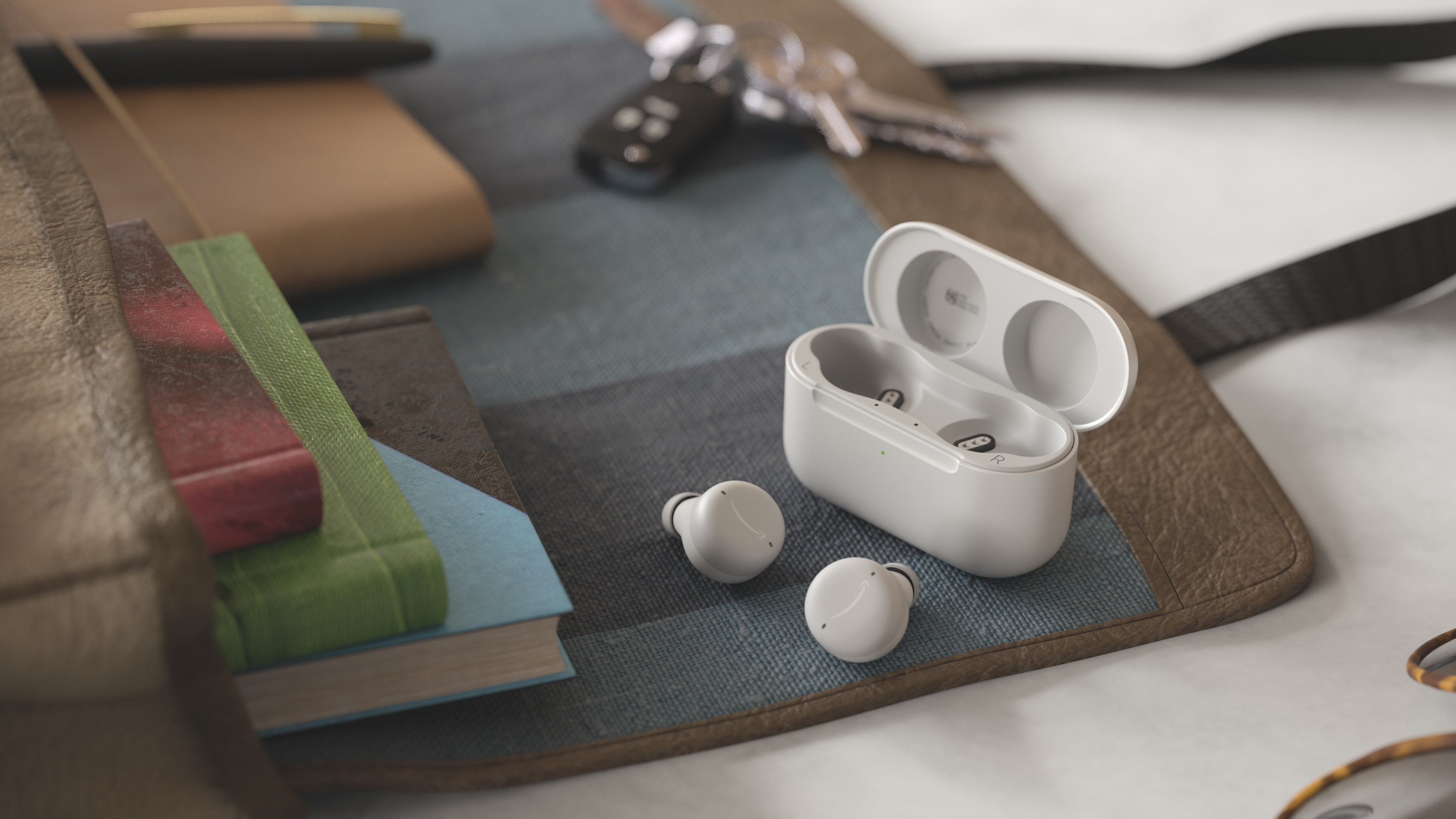 All-New Amazon Echo Buds 2
