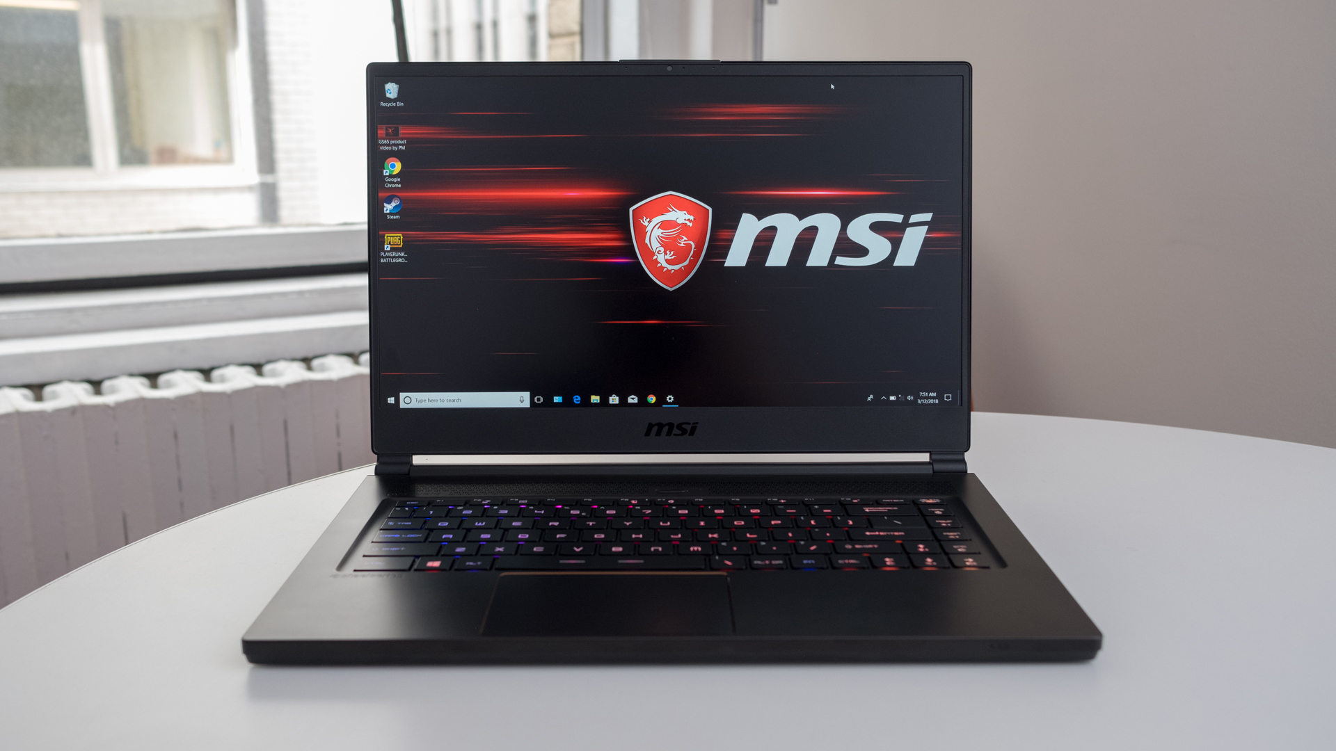 MSI GS65 Stealth